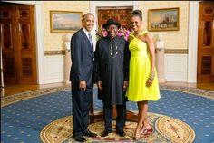 Zurum.Org [News Digest]: Photo News: President Barack Obama and First Lady ...
