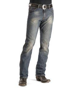 Wrangler Jeans- Dark Knight Denim Retro Slim Fit.     The only wranglers I buy for ky Jason aldeans retro ( not obnoxiously tight) ;)