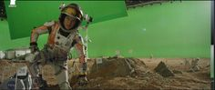 The Martian Exclusive VFX Breakdown Edit