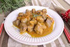 Spezzatino di maiale alla birra, scopri la ricetta: http://www.misya.info/ricetta/spezzatino-di-maiale-alla-birra.htm