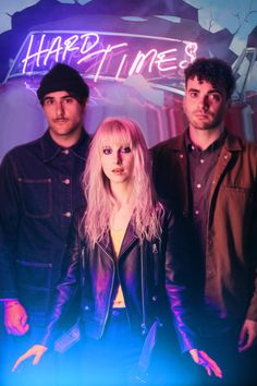 Paramore Hayley Williams 2017 After laughter
