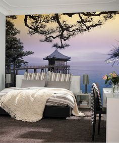 This Zen Wall Mural is perfect! #zulilyfinds