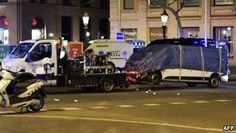 هجوم برشلونة: 13 قتيلا وعشرات الجرحى كحصيلة أولية أفادت مصادر إعلامية وأمنية بالجارة إسبانيا أن عدد ضحايا عملية الدهس في شارع «لاس رامبلاس» وسط مدينة برشلونة ارتفع إلى 13 قتيلا اقرأ المزيد ...