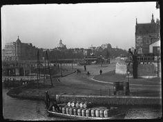 Stationsplein, Amsterdam 1895. Foto: Jacob Olie