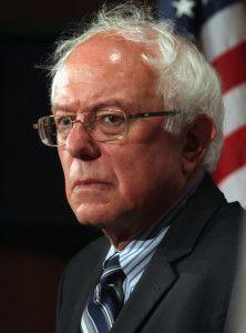 Bernie Sanders-looks so Presidential!