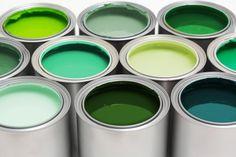 Pinturas verdes