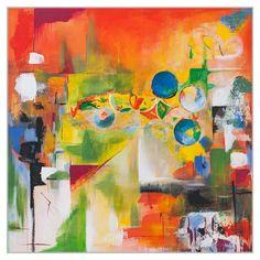 https://flic.kr/p/TQnKVN | ... | abstract painting acrylic on canvas 60 x 60 cm