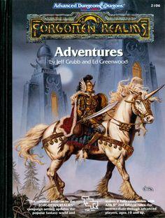 AD&D: Forgotten Realms Adventures ~ TSR (1990)
