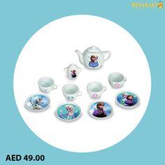 Smoby - Frozen Porcelain Set #Smoby #Teaset #frozen #online #shopping #menakart #gifts
