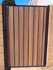Image result for wooden gates cape town