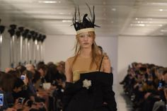 In his much-anticipated debut for Maison Margiela, John Galliano presented a captivating, wonderland-like homage to artisanal skills, which suffered from a sense of déjà vu, but proved the designer's creativity was still in one piece. BLOG — STYLEMYADDICTION.com