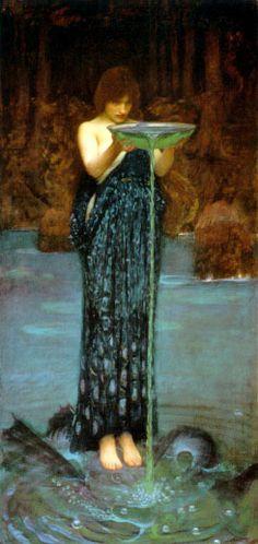 Waterhouse - Circe Invidiosa - 92.jpg