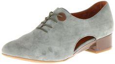 Amazon.com: Gentle Souls Women's Demi Toss Oxford: Shoes