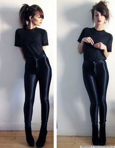 14 Reasons Black is the Only Color Worth Wearing -- SO TRUE!