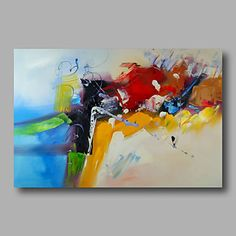 Modern Oil Painting, Oil Painting On Canvas, Painting & Drawing, Oil Paintings, Art Mur, Wall Art, Online Painting, Diy Canvas, Decoration