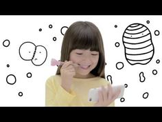 Sunstar: G•U•M PLAY  Make tooth brushing an interesting experience e.g. band, news and games
