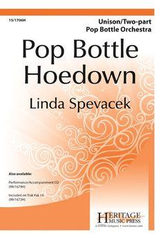 Search Pop bottle hoedown   Sheet music at JW Pepper