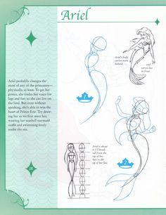 Disney - How to Draw Princesses