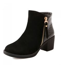 Kelsey Croc Embossed Ankle Boot  #tie #style #shorts #leather #chic #vegan #deal #woven #fashion #bag