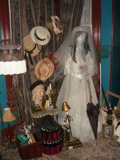 The Party's Over (A photo story - part one) Halloween 2020, Halloween Themes, Halloween Ideas, Halloween Decorations, Halloween Party, Disney Themed Rooms, Mansions Homes, Party Props, Photo Story
