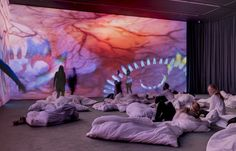 Take a Kaleidoscopic Tour of the Human Body (Blankets Included) | The Creators Project