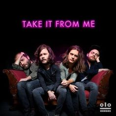 KONGOS - Take It From Me [Single] 2016)