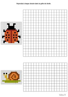 Animal Crafts For Kids, Craft Activities For Kids, Kids Crafts, Baby Cross Stitch Patterns, Pixel Art Templates, Filet Crochet Charts, Little Cotton Rabbits, Drawing Games, Free Printable Coloring Pages