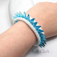 Beading by Beth: 7/12/18 Spikes