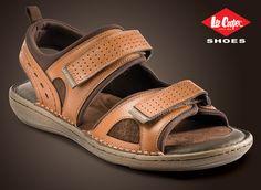 Lee Cooper men's footwear trend. LC-1485 Brown #LeeCooper