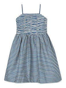 RALPH LAUREN Striped button up dress 2-7 years