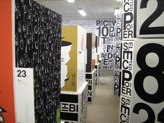typography in your face Exhibition Plan, Exhibition Display, Exhibition Space, One Design, Blog Design, Graphic Design Art, Typography Design, Communication Design, Environmental Design