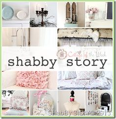 Shabbystory DIY:: Gorgeous Decor, Tips, and Tutorials!