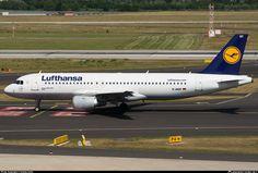D-AIQT Lufthansa Airbus A320-211