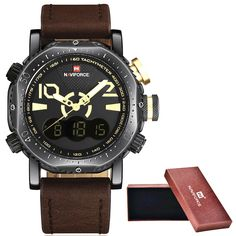 http://savemajor.com/products/naviforce-watches-men-luxury-brand-fashion-casual-watch-quartz-clock-men-sport-watches-mens-leather-military-wrist-watch-box?utm_campaign=social_autopilot&utm_source=pin&utm_medium=pin SAVE MAJOR at savemajor.com NaviForce Watches...
