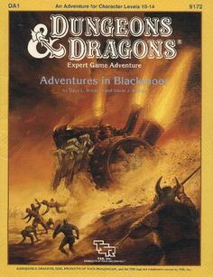 dungeons and dragons adventure game pdf