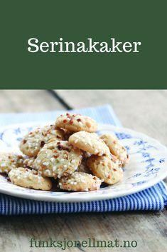 Serinakaker - Funksjonell Mat | Serinakaker Norwegian Christmas | Sukkerfri jul | Serinakaker Cookie Recipes | Sukrin | Oppskrift til jul | Julebakst | Bake til jul
