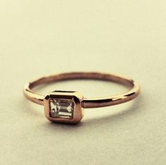 Rose gold & Diamond Oro rosado y Diamante