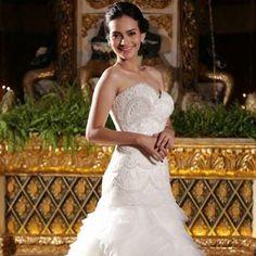 De Lanquez Gowns Spring Range 2015 Alicia Gown