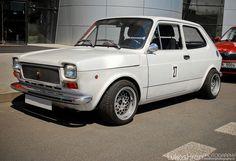 2. Fiat 127 sport, een grijze, dat was mijn 2e auto.