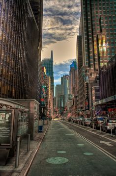 Broadway, New York City, New York