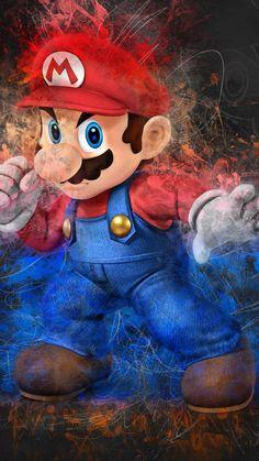 Super Mario World, Super Mario Bros, Mundo Super Mario, Super Nintendo, Super Smash Bros, Super Mario Brothers, Gaming Wallpapers, Cute Wallpapers, Mario Y Luigi