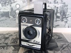 Conway Super Flash Box Camera