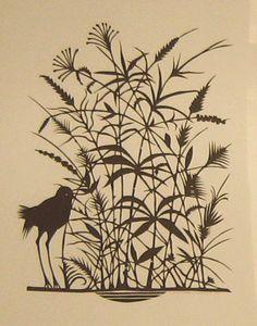 Papercuts by Egle Vilkaite-Norogrodskiene!