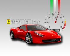Ferrari 458 Wallpaper