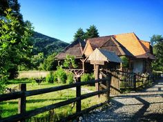 House mountain in Romania for sale!