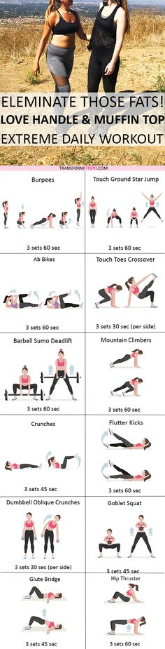 Did this workout get you slim and trim? Repin and share! Read the post for all the details