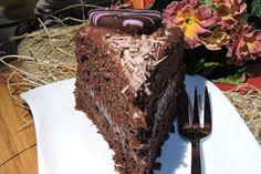 В моята кухня с мен Ваня Джорджевич: Сочна,шоколадова торта.