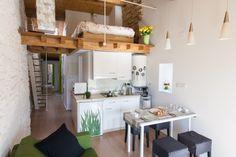 Apartment P. Bright & open loft