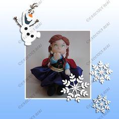 Anna Frozen Biscuit
