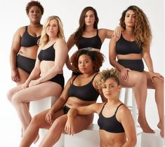 Sasha Finds: Leak-proof underwear by Knix Body Reference, Photo Reference, Underwear, Real Bodies, Body Shaming, Movie Couples, Body Poses, Bikini, Body Image